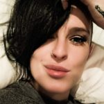 Rumer Willis after plastic surgery