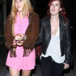 Rumer Willis and Scout Willis