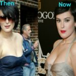 Rumer Willis before and after boob job 150x150