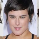 Rumer Willis transformation after plastic surgery pictures