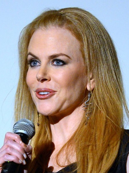Has Nicole Kidman had face plastic surgery