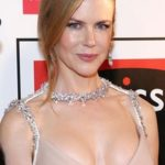 Nicole Kidman after boob job