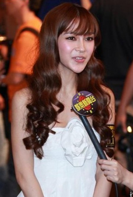 Angelababy After Plastic Surgery