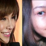 Angelababy before and after 150x150