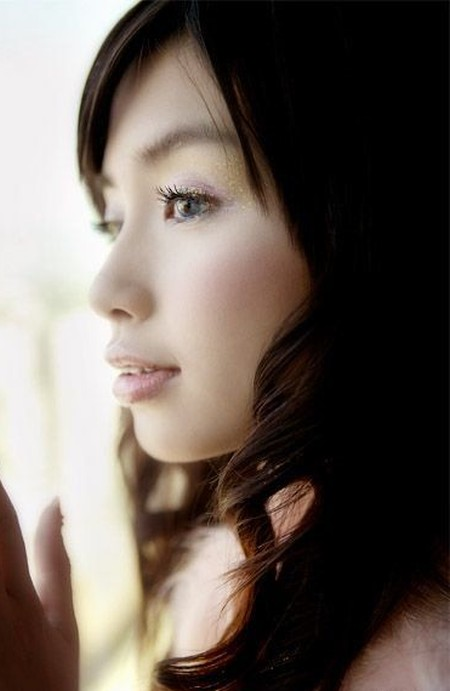 Angelababy before plastic surgery