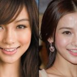 Angelababy plastic surgery transormation