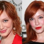 Christina Hendricks before and after pictures