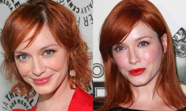 Was Christina Hendricks plastic surgery a show of excellence?