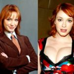 Christina Hendricks before and after plastic surgery