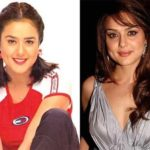 Preity Zinta before and after 150x150