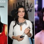 Preity Zinta before and after plastic surgery 150x150