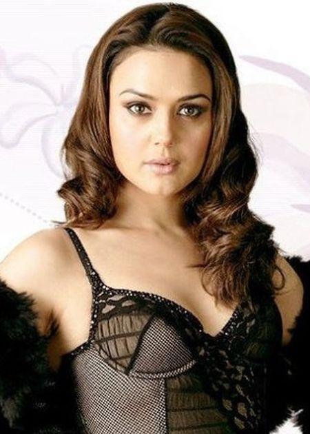 Preity Zinta hot pic