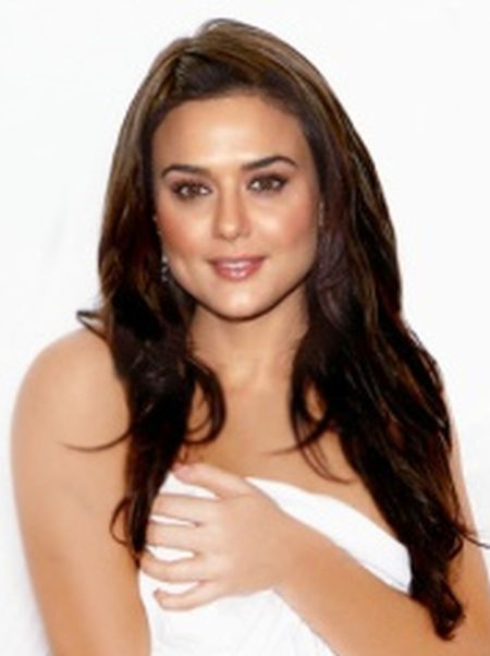 Preity Zinta naked