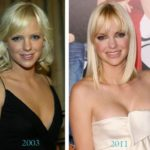 Anna Faris breast implants 2003 2011 photos 150x150