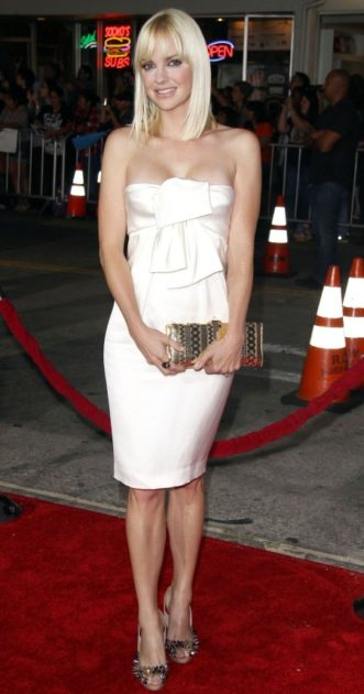 Anna Faris looking great after plastic surgery 331x630