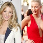 Blake Lively before and after breast implants