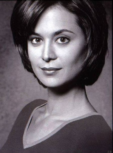 Catherine Bell before