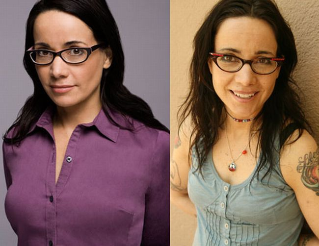 Janeane Garofalo Breast Reduction Plastic Surgery