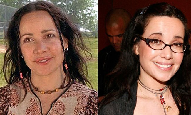 Janeane Garofalo before after