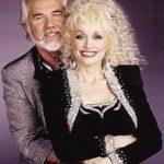 Kenny Rogerr and Dolly Parton