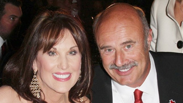 Robin and Dr.Phil