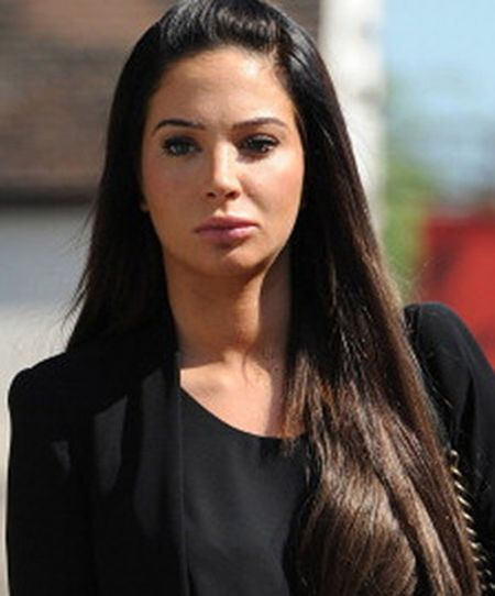 Tulisa lip implants