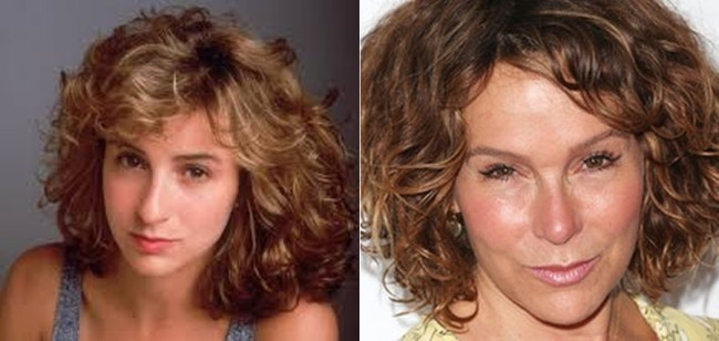Jennifer Grey Before And After Plastic Surgery
