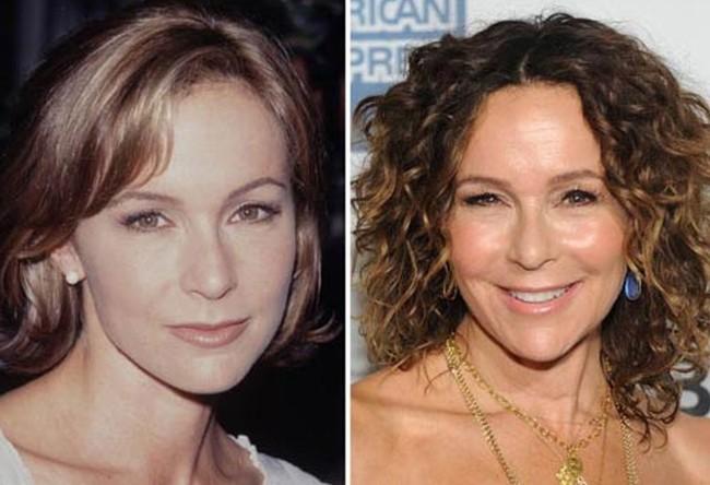Jennifer Grey Transformation