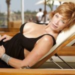Lauren Holly after surgery