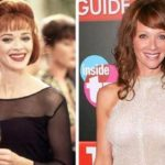 Lauren Holly breast implants before after