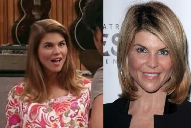 Lori Loughlin Before And After Photos