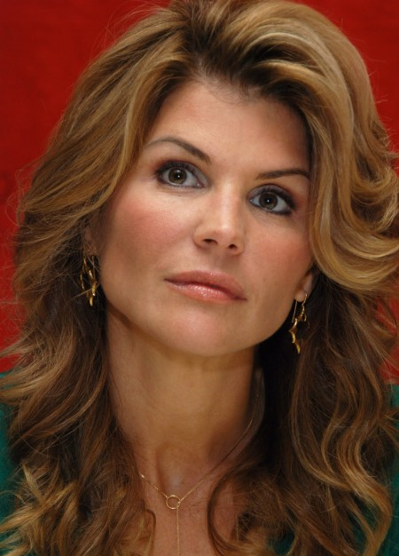 Lori Loughlin Higher Arch Of Her Brows