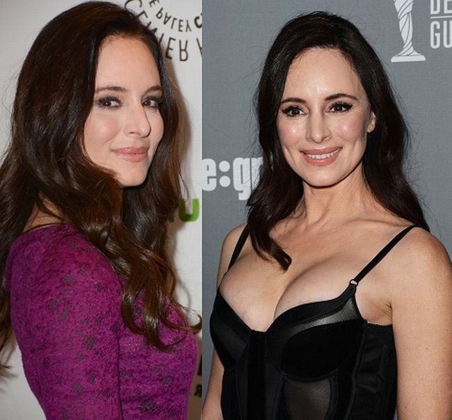 Madeleine Stowe Plastic Surgery Breast Augmentation