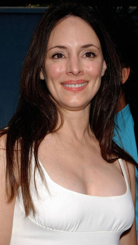 Madeleine Stowe Wide Eyes