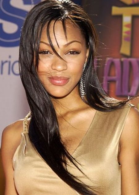 Meagan Good Before Plastic Surgery