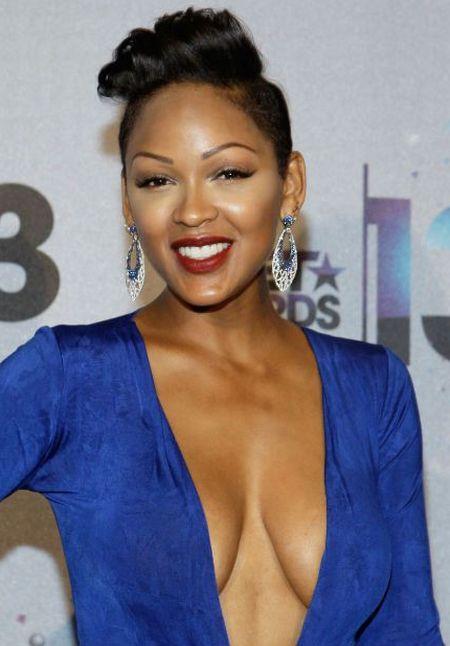 Meagan Good breast augmentation