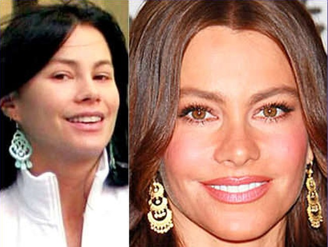 Sofia Vergara Before And After Pictures