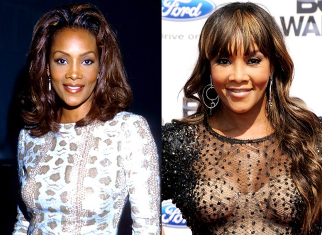 Vivica Fox Before And After Photos