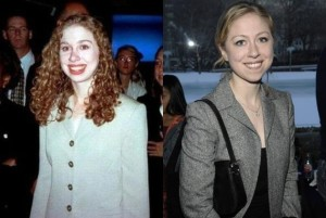 Chelsea Clinton Before And After Plastic Surgery Nose Job 300x201