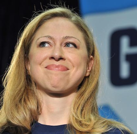 Chelsea Clinton Botox Injections