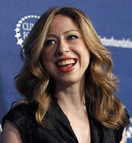 Chelsea Clinton Lip Augmentation