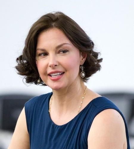 Ashley Judd Bloated Look
