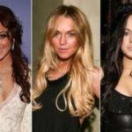 Lindsay Lohan Bad Surgery Transformation 150x150