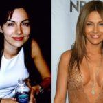 Vanessa Marcil Before And After Plastic Surgery Boob Job