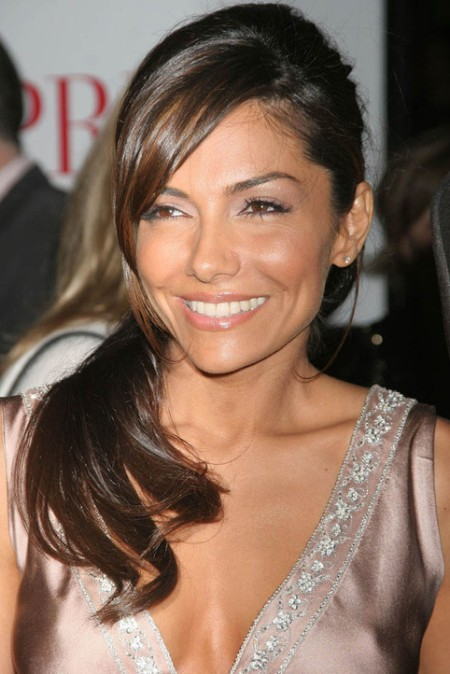 Vanessa Marcil No Signs Of Aging And The Fine Lines
