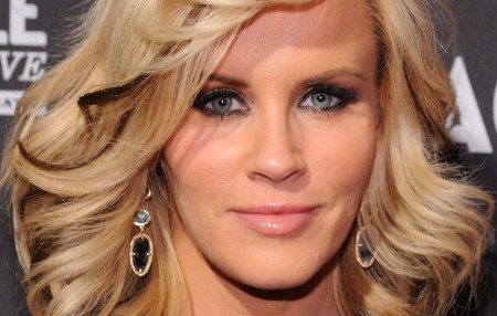 After Botox Injections Jenny McCarthy's Forehead Does Not Have Any Wrinkles