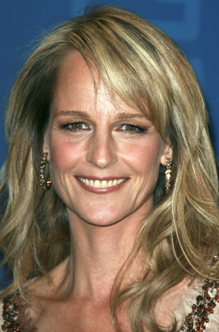 After Cosmetic Surgery Helen Hunt's Skin Tone Is Amazing
