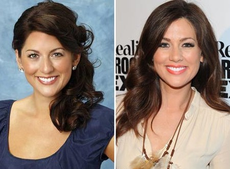 Jillian Harris: Sparkling Nasal Beauty