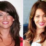 After Rhinoplasty Jillian Harris Nose Looks To Be Tightened Reshaped And Corrected 150x150