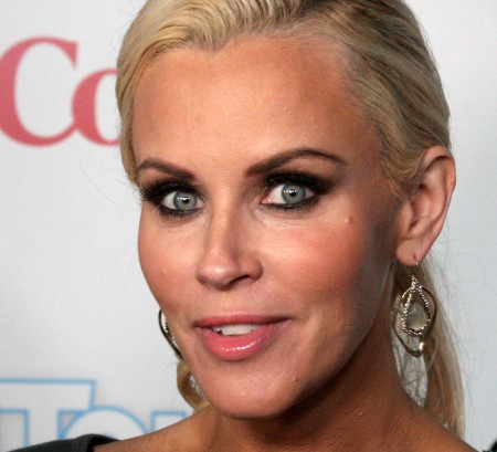 Jenny McCarthy Injected Fillers Smooth Over Face Dynamic Lines